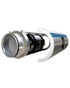 Kanavapuhallin Stratos Silenced - 150mm (439m³/h )